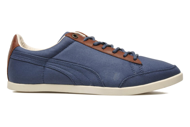 Sneaker Puma Catskill Canvas blau ansicht von hinten