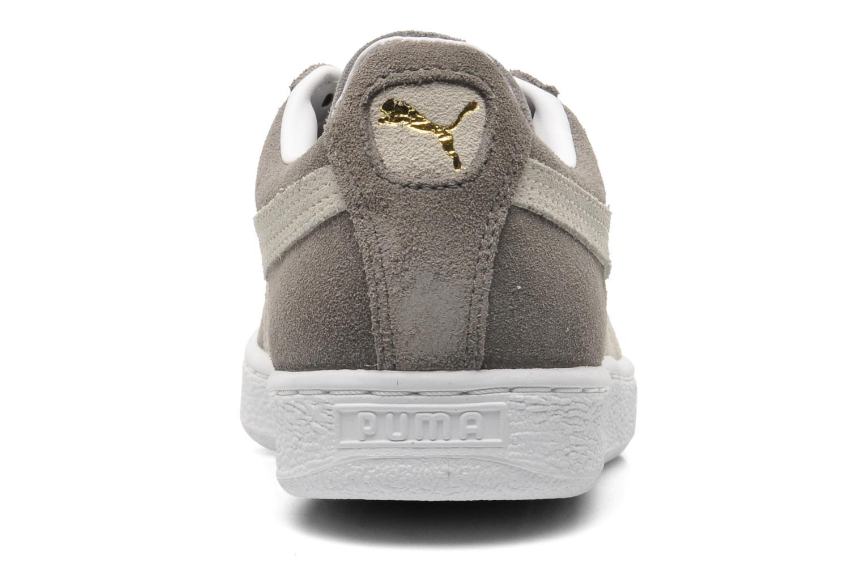 Baskets Puma Suede Classic+ Gris vue droite