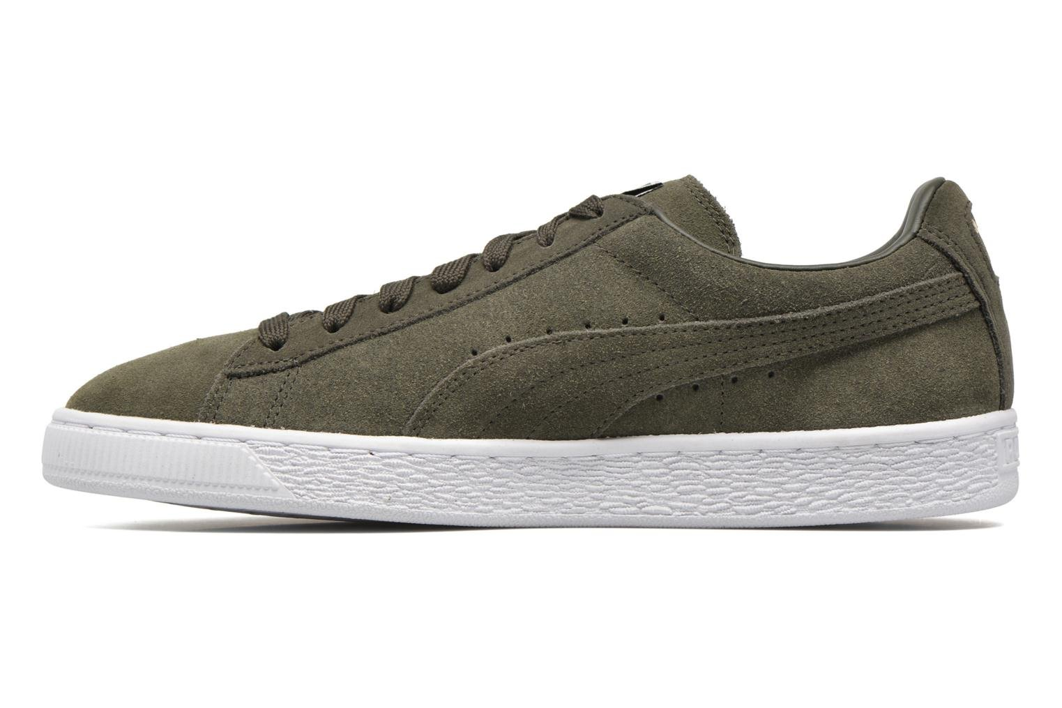 Suede Classic+ Forest
