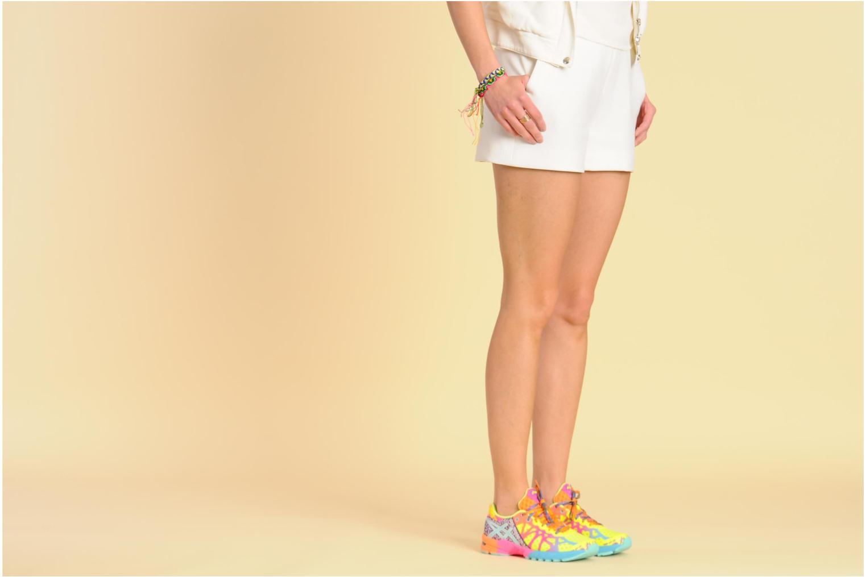 Lady Gel-Noosa Tri 9 Flash Yellow/Turqoise/Berry