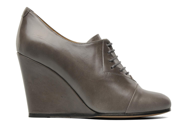 Scarpe con lacci Royal Republiq Neriya oxford shoe Grigio immagine posteriore