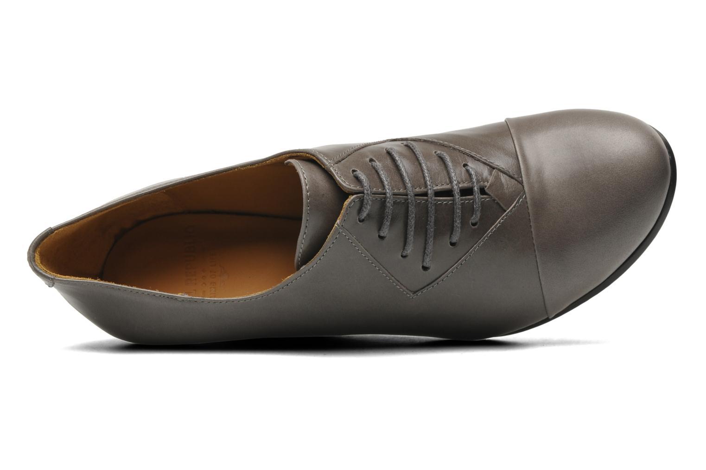 Scarpe con lacci Royal Republiq Neriya oxford shoe Grigio immagine sinistra
