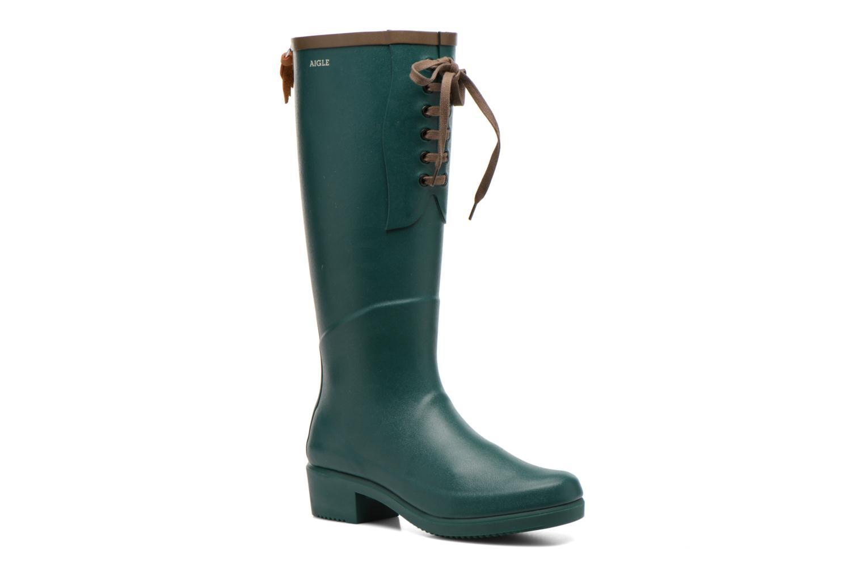 Grandes descuentos últimos zapatos Aigle Miss Juliette L (Verde) - Botas Descuento
