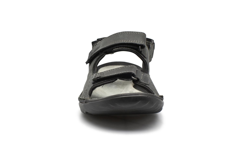 Sandalen TBS Easy Walk Carway schwarz schuhe getragen
