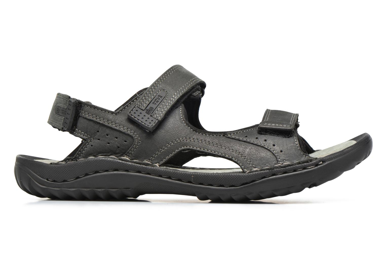 Sandalen TBS Easy Walk Carway schwarz ansicht von hinten