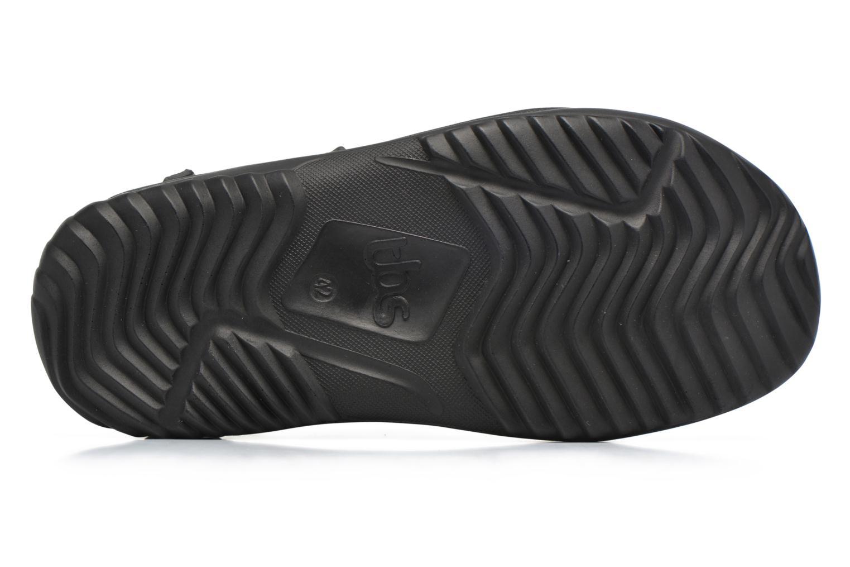 Sandalen TBS Easy Walk Carway schwarz ansicht von oben