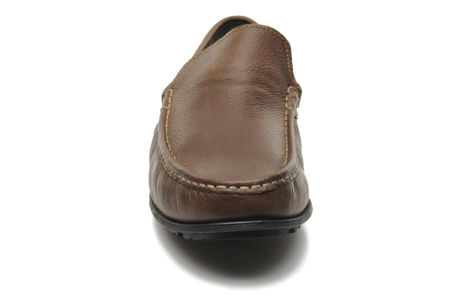 Mocassins TBS Easy Walk Sauric Bruin model