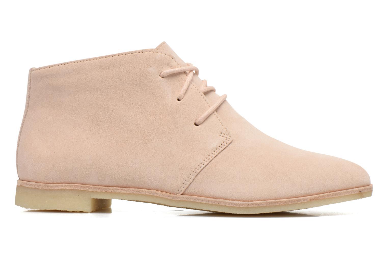Chaussures à lacets Clarks Originals Phenia Desert Rose vue derrière