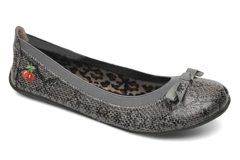 Lilou Snake Grey