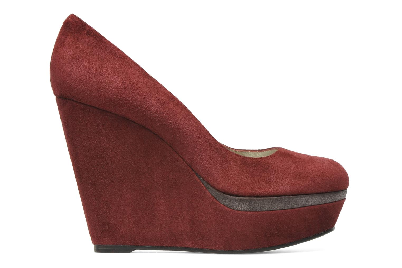 Pumps Georgia Rose Valse Bordeaux achterkant