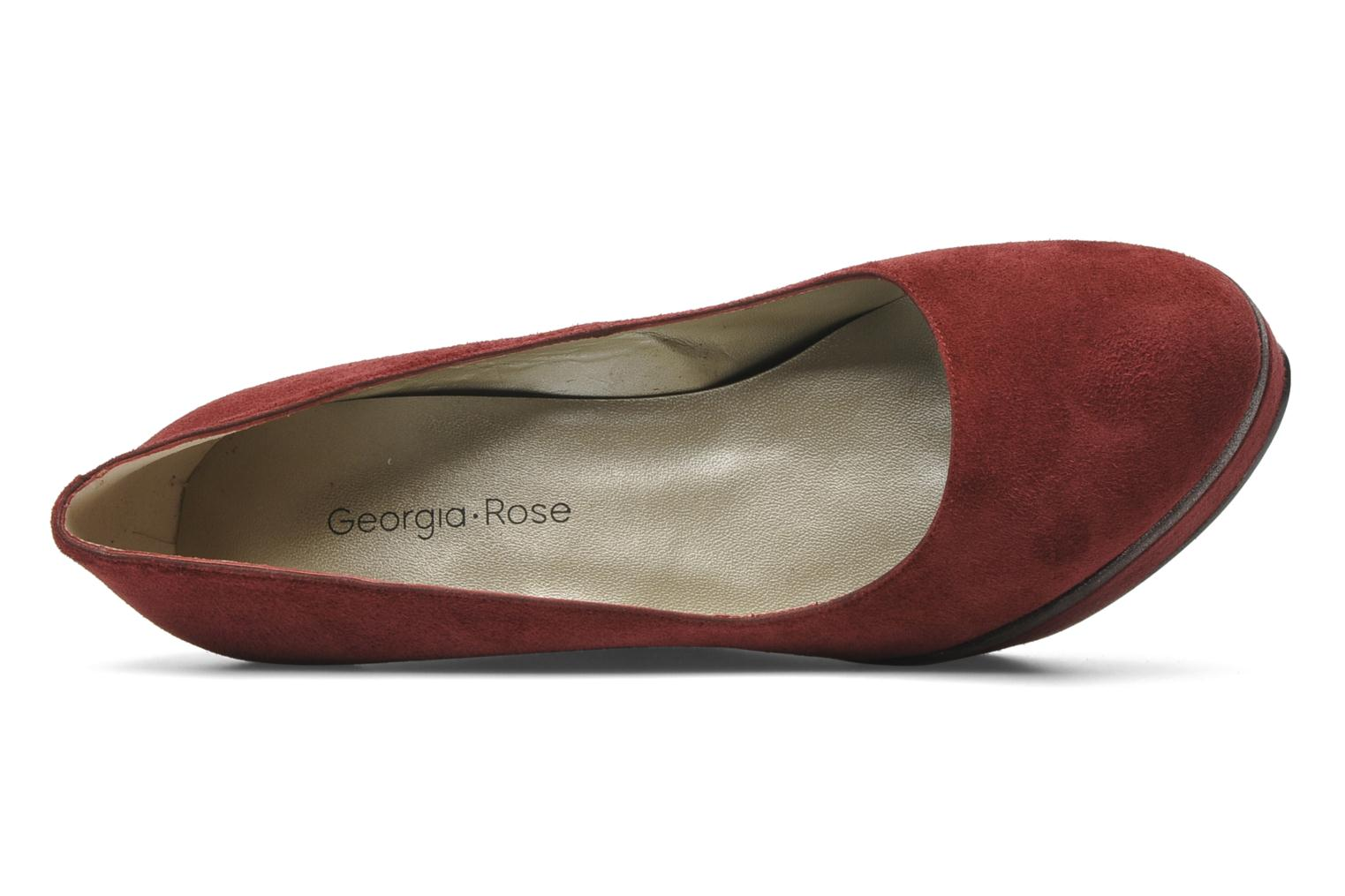 Pumps Georgia Rose Valse Bordeaux links