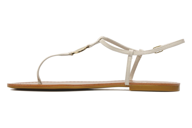 Sandales et nu-pieds Lauren by Ralph Lauren Aimon 2 Beige vue face