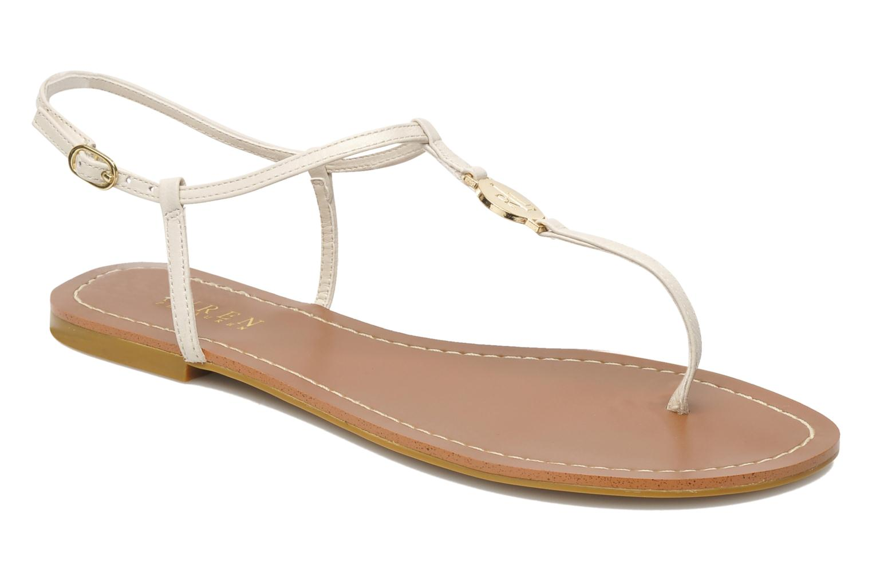 Sandales et nu-pieds Lauren by Ralph Lauren Aimon 2 Beige vue détail/paire