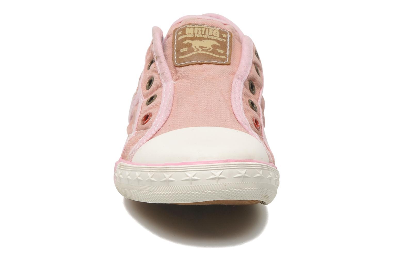 Sneakers Mustang shoes Sorala Roze model