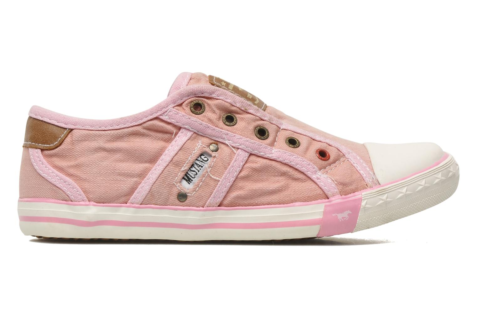 Sneakers Mustang shoes Sorala Roze achterkant