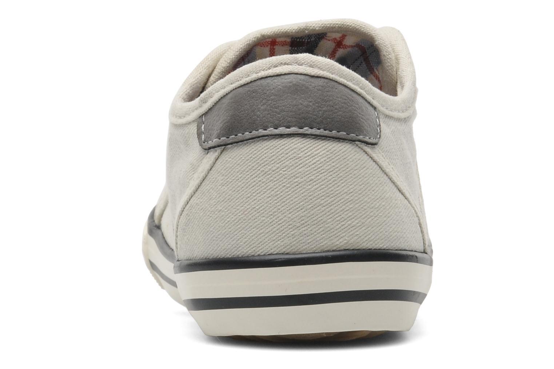 Baskets Mustang shoes Sorala Gris vue droite
