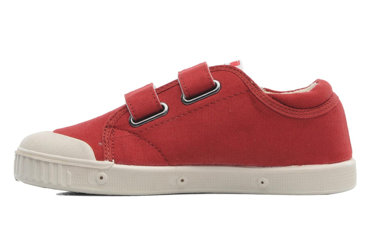 Sneakers Spring Court GE1 CVS VELCRO Rosso immagine frontale