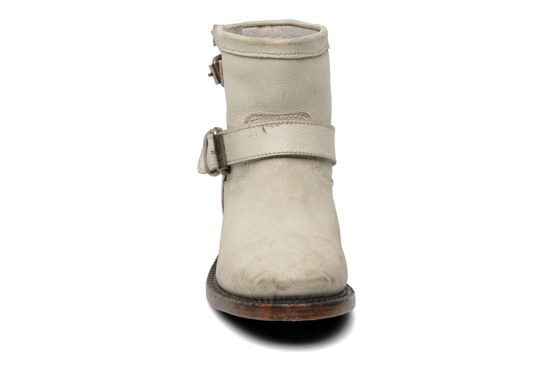Bottines et boots Ash Vegas Beige vue portées chaussures