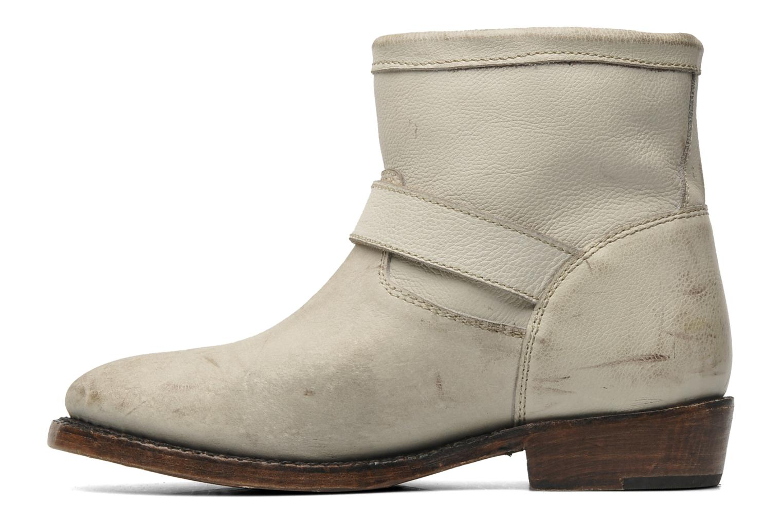 Bottines et boots Ash Vegas Beige vue face