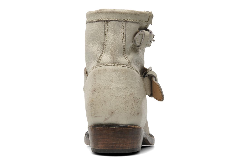 Bottines et boots Ash Vegas Beige vue droite