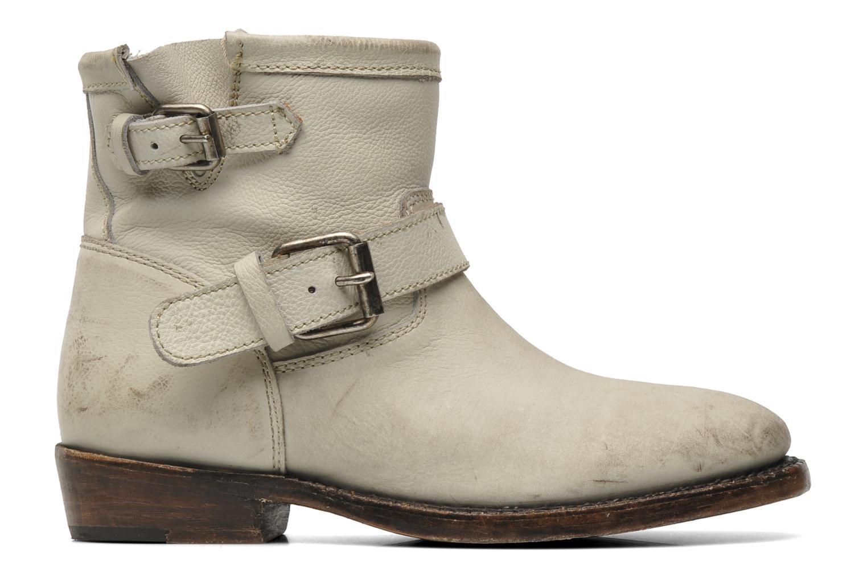 Bottines et boots Ash Vegas Beige vue derrière