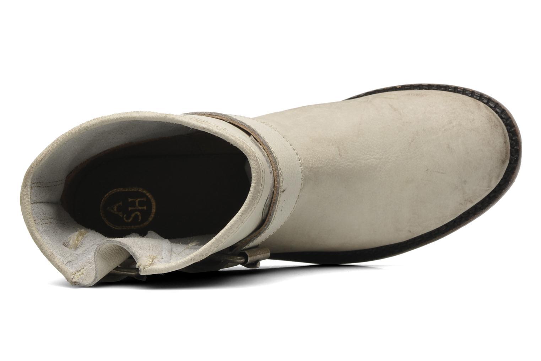 Bottines et boots Ash Vegas Beige vue gauche