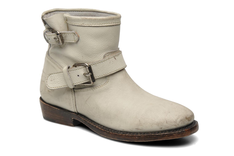 Bottines et boots Ash Vegas Beige vue détail/paire