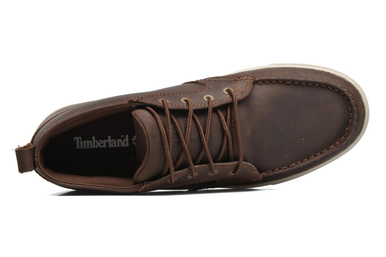 Sneakers Timberland Earthkeepers Fulk LP Chukka Moc Toe Lea Bruin links