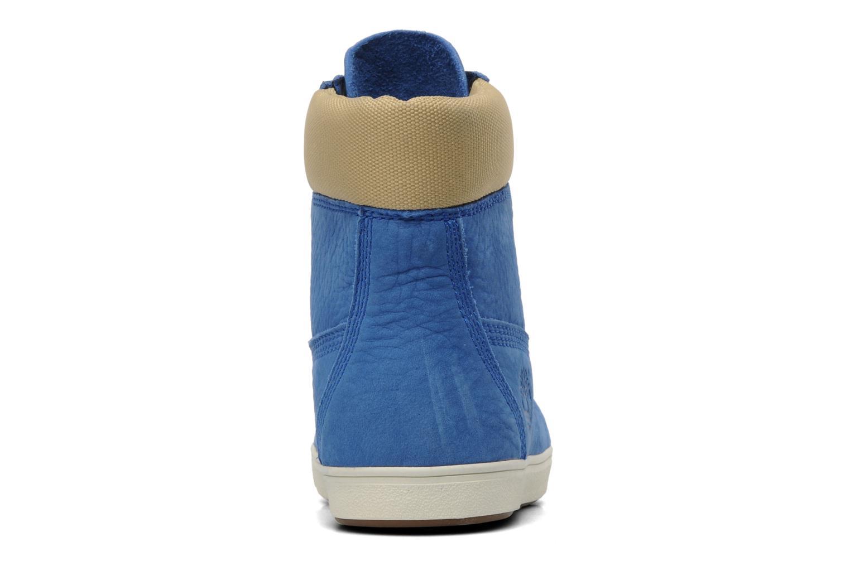 Baskets Timberland Earthkeepers Deering 6'' Boot Bleu vue droite
