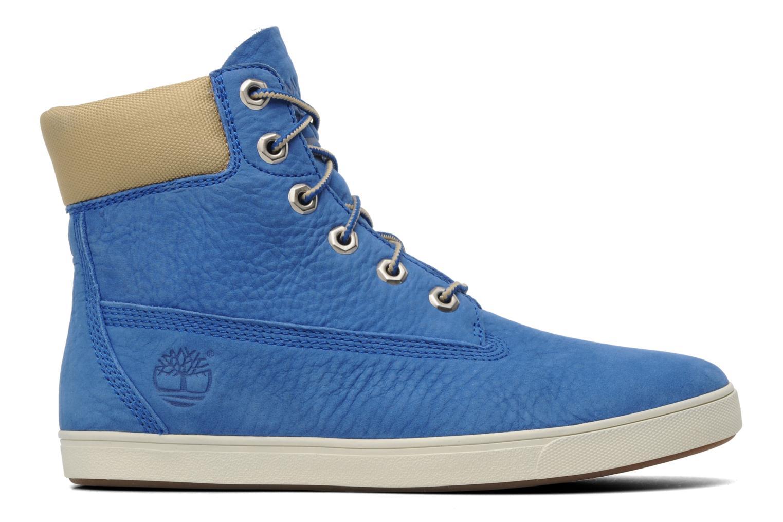 Sneaker Timberland Earthkeepers Deering 6'' Boot blau ansicht von hinten