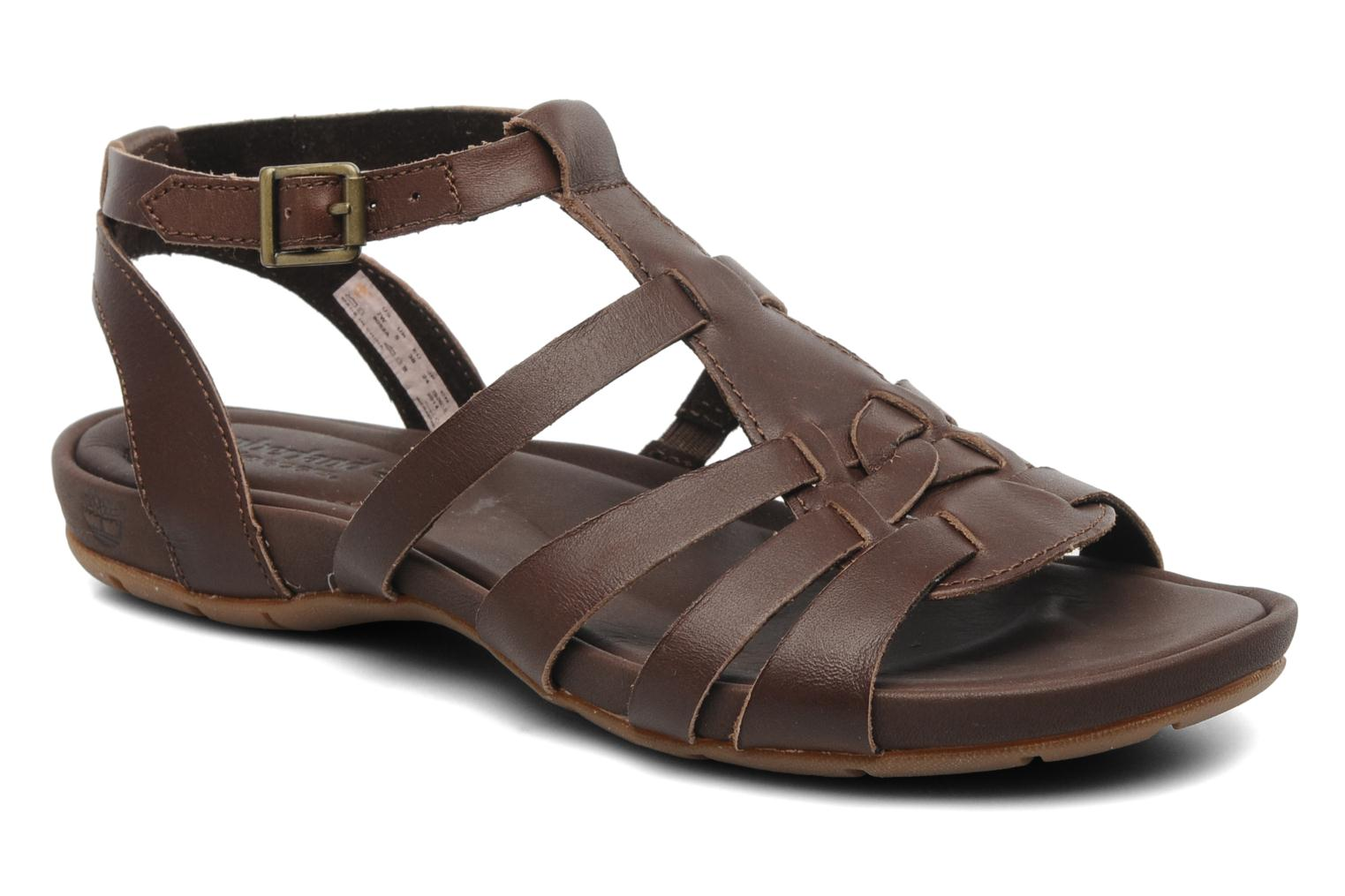 Earthkeepers Pleasant Bay Ankle Strap Dark Brown