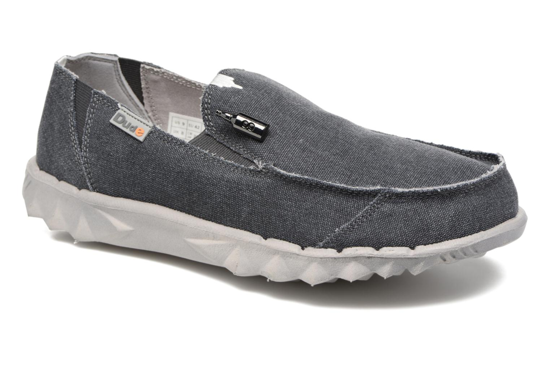 Slipper DUDE Farty Classic grau detaillierte ansicht/modell