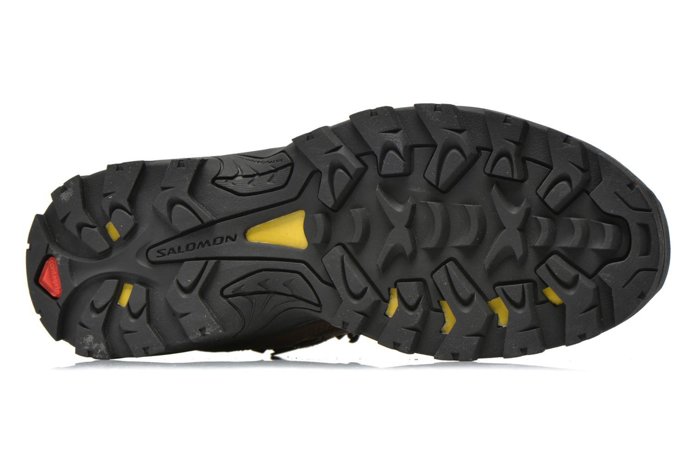 Chaussures de sport Salomon Authentic LTR GTX Marron vue haut