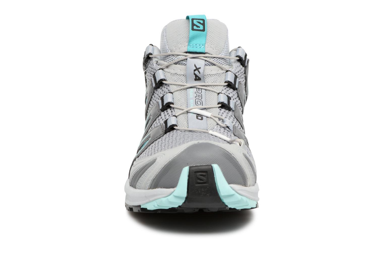 Scarpe sportive Salomon XA Pro 3D W Grigio modello indossato