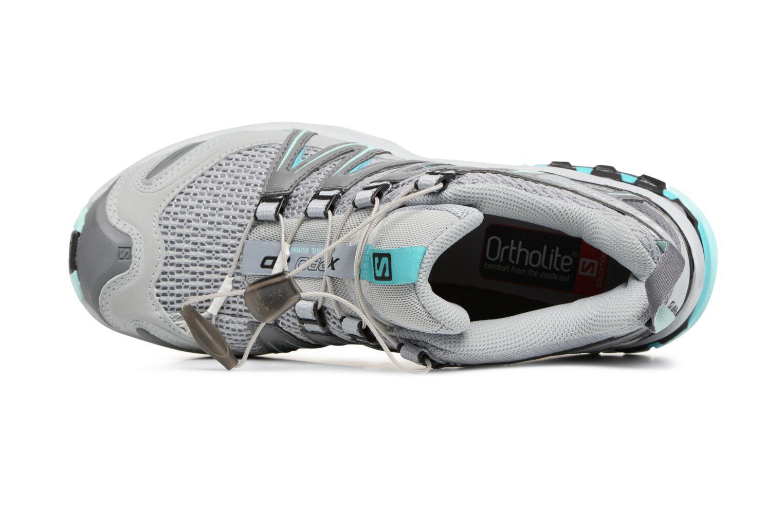 Scarpe sportive Salomon XA Pro 3D W Grigio immagine sinistra