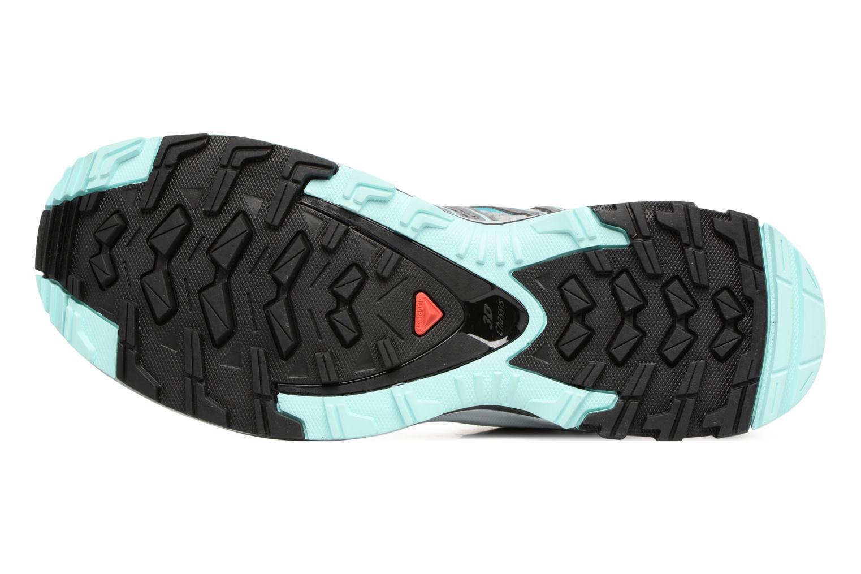 Scarpe sportive Salomon XA Pro 3D W Grigio immagine dall'alto