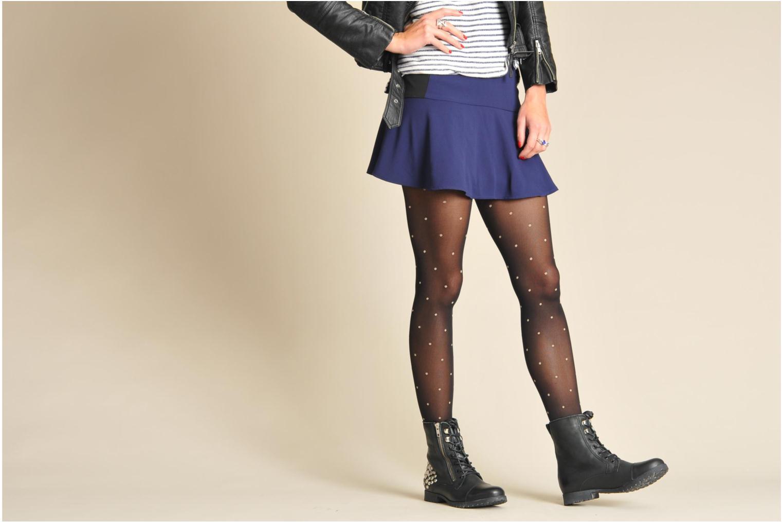 Stiefeletten & Boots Aldo Alodia schwarz ansicht von unten / tasche getragen