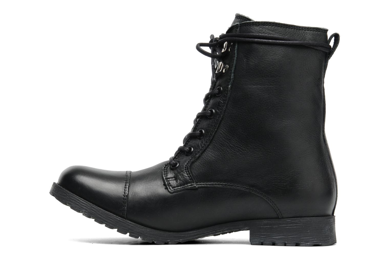 Boots en enkellaarsjes Aldo Alodia Zwart voorkant
