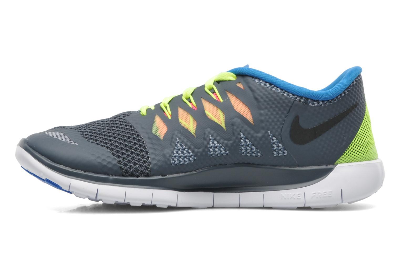 Sneakers Nike NIKE FREE 5.0 (GS) Grijs voorkant