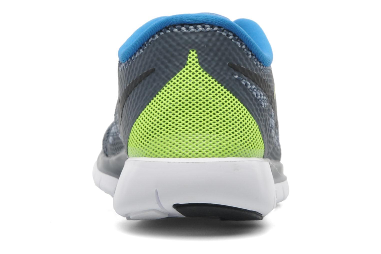 Sneakers Nike NIKE FREE 5.0 (GS) Grijs rechts