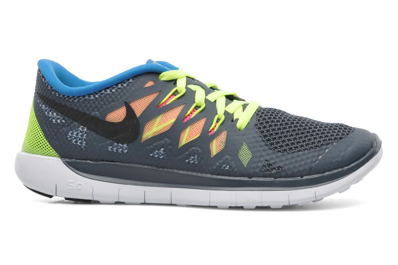 Sneakers Nike NIKE FREE 5.0 (GS) Grijs achterkant
