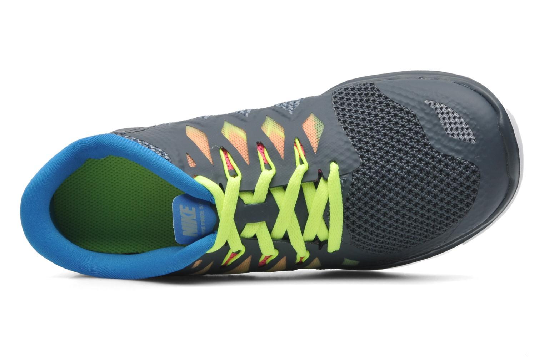 Sneakers Nike NIKE FREE 5.0 (GS) Grijs links