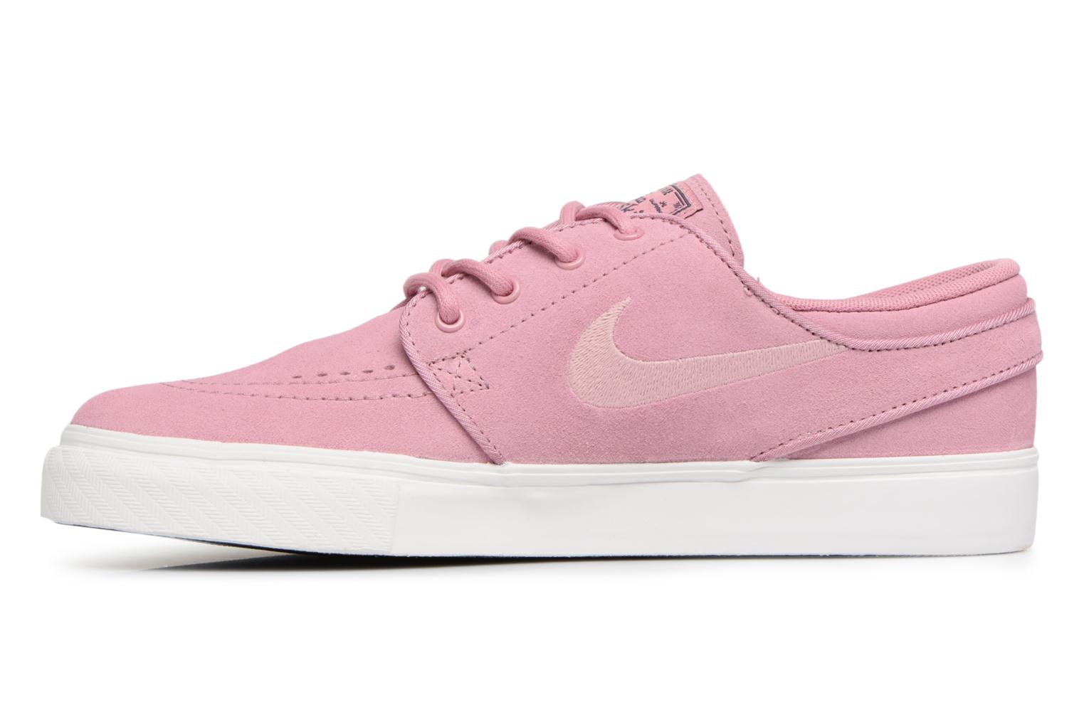 Baskets Nike Stefan Janoski (GS) Rose vue face