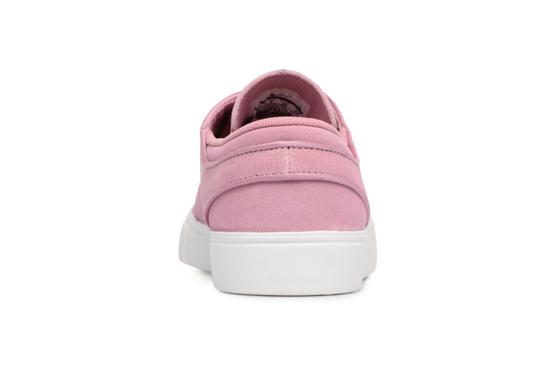 Sneakers Nike Stefan Janoski (GS) Rosa immagine destra