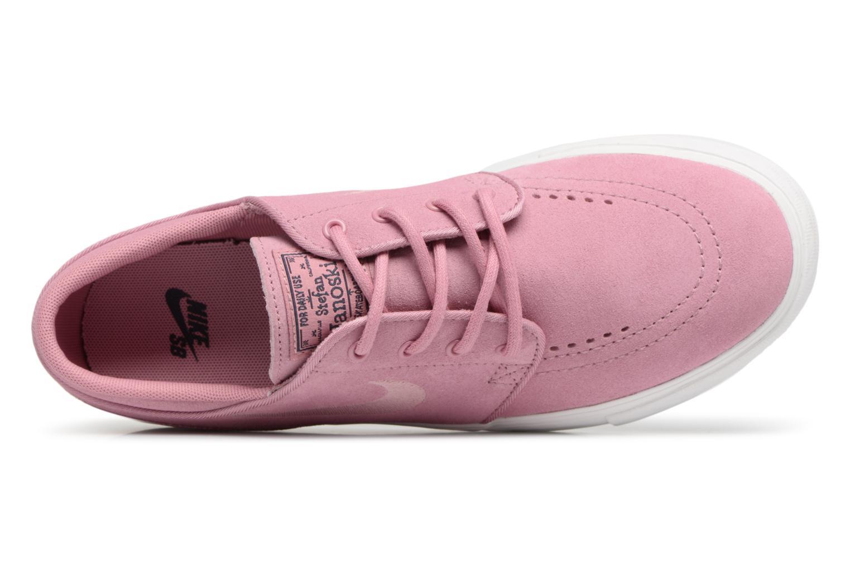 Sneakers Nike Stefan Janoski (GS) Rosa immagine sinistra