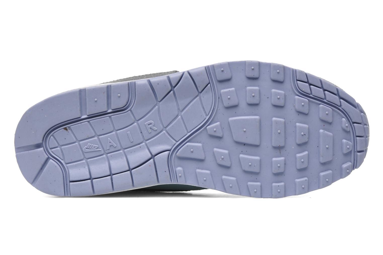Baskets Nike Wmns Air Max 1 Essential Gris vue haut