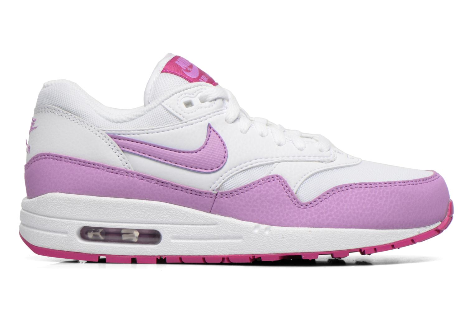 Sneakers Nike Wmns Air Max 1 Essential Wit achterkant