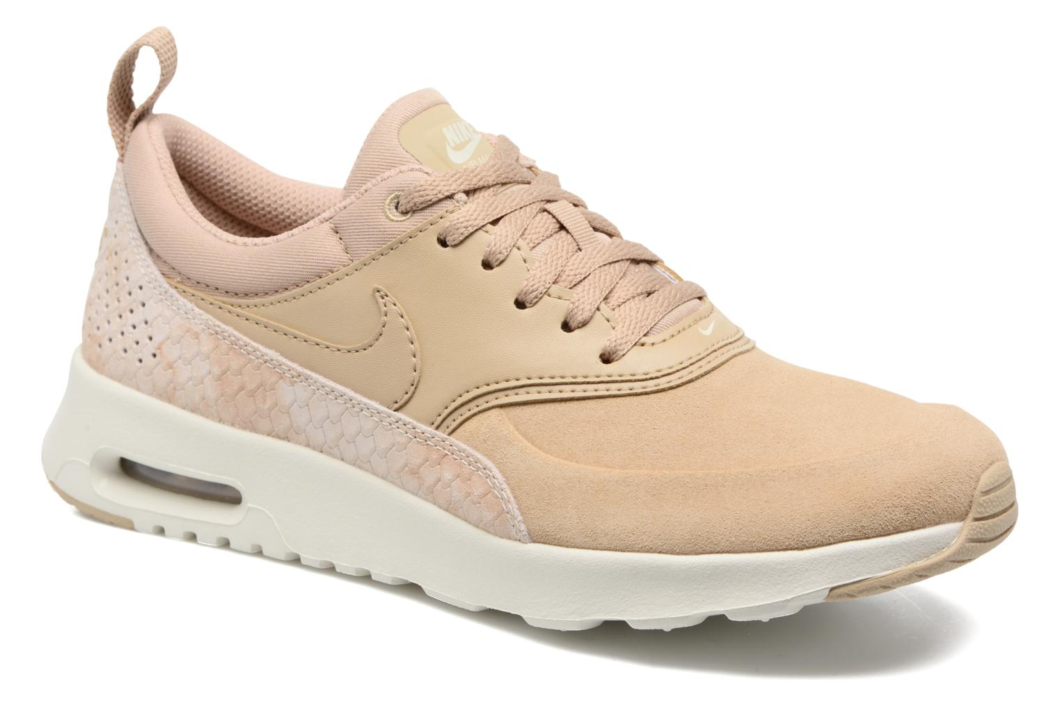 Sneaker Nike Wmns Nike Air Max Thea Prm beige detaillierte ansicht/modell