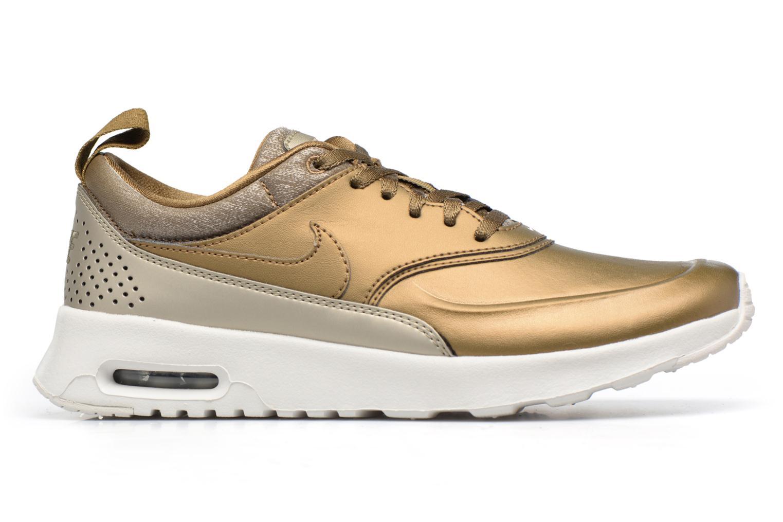 Sneakers Nike Wmns Nike Air Max Thea Prm Bronze och Guld bild från baksidan
