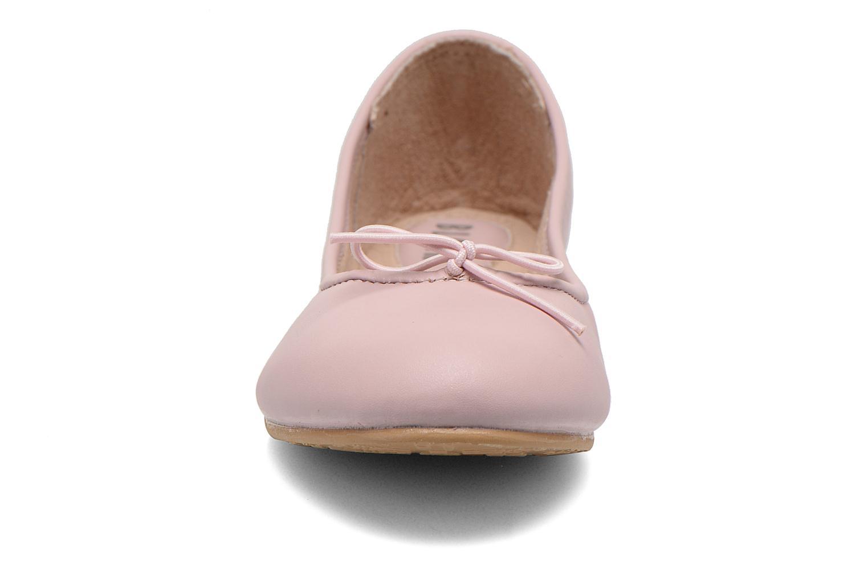 Ballerinas Bloch Girls Arabella rosa schuhe getragen